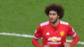 Marouane Fellaini vs Tottenham (A) 17/18