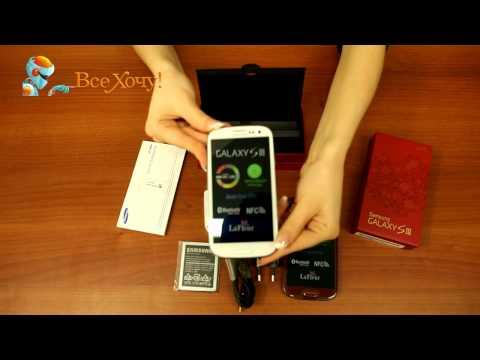 Samsung Galaxy S III La Fleur - обзор от Vse-hochu.ru