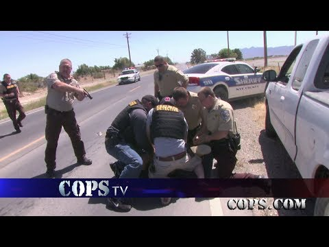 Loaded Up and Truckin', Show 3017, COPS TV SHOW