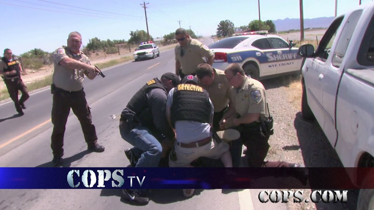 Loaded Up And Truckin Show 3017 Cops Tv Show