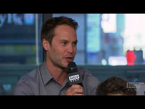 "How Taylor Kitsch Approached Being The Comedic Relief In The Drama, ""Only the Brave"""
