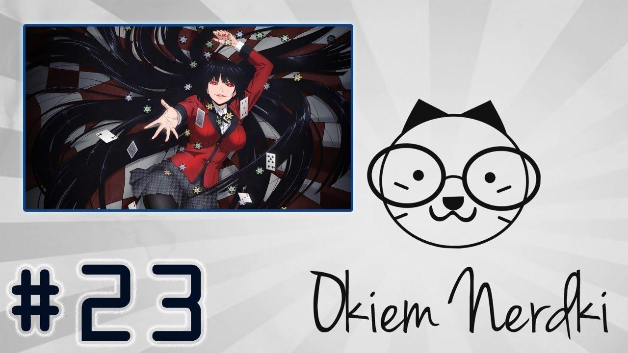Okiem Nerdki (Vlog) #23: Kakegurui (ANIME) ↜(╰ •ω•)╯ψ