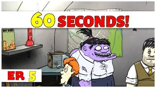 60 Seconds! - Ep. 5 - The Mutant Explorer (1/2)! - Let's Play [60 Seconds DLC Gameplay]