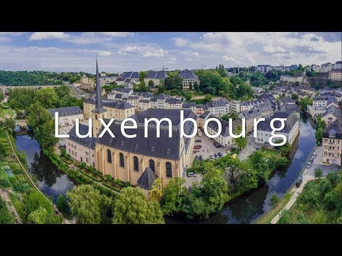 Luxemburg City Nightlife and Tourism
