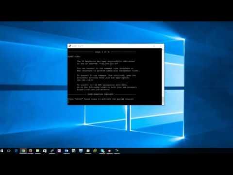 Bluecoat ProxySG Initial Configuration