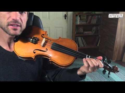 Khosid Dance - Basic Fiddle Lesson