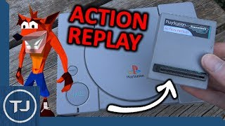 PlayStation Action Replay Tutorial!