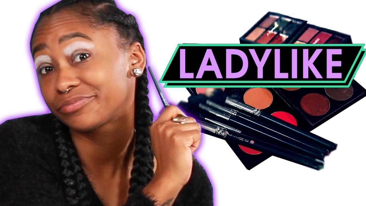 women-try-extreme-runway-makeup-ladylike