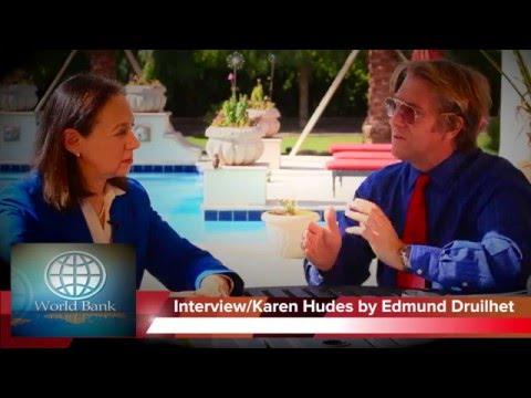 Karen Hudes X Senior Council of World Bank.