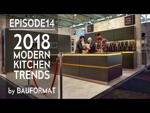 🎥14. 2018 Modern Kitchen Trends by Bauformat.