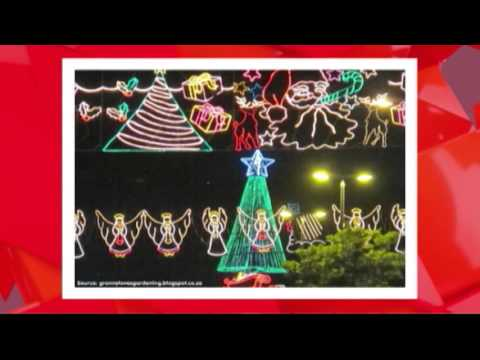 Cape Towns Christmas Lights