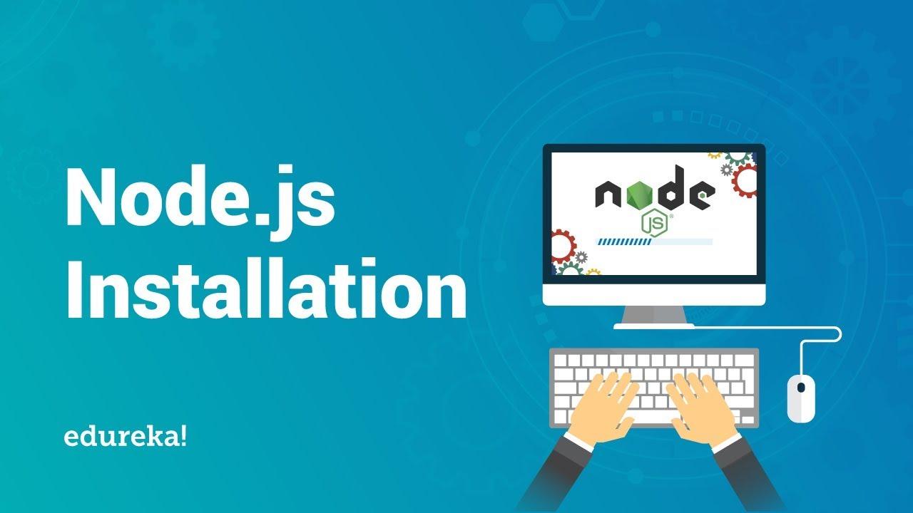 js node install