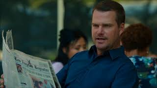 NCIS Los Angeles 9x06 - Marty Marty