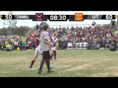 Quidditch World Cup 2014 - Semifinal - Texas A&M vs. University of Texas