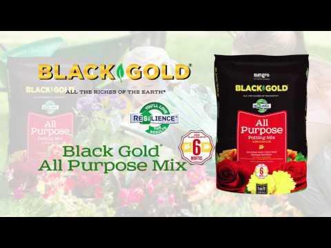 Black Gold All Purpose Mix 30