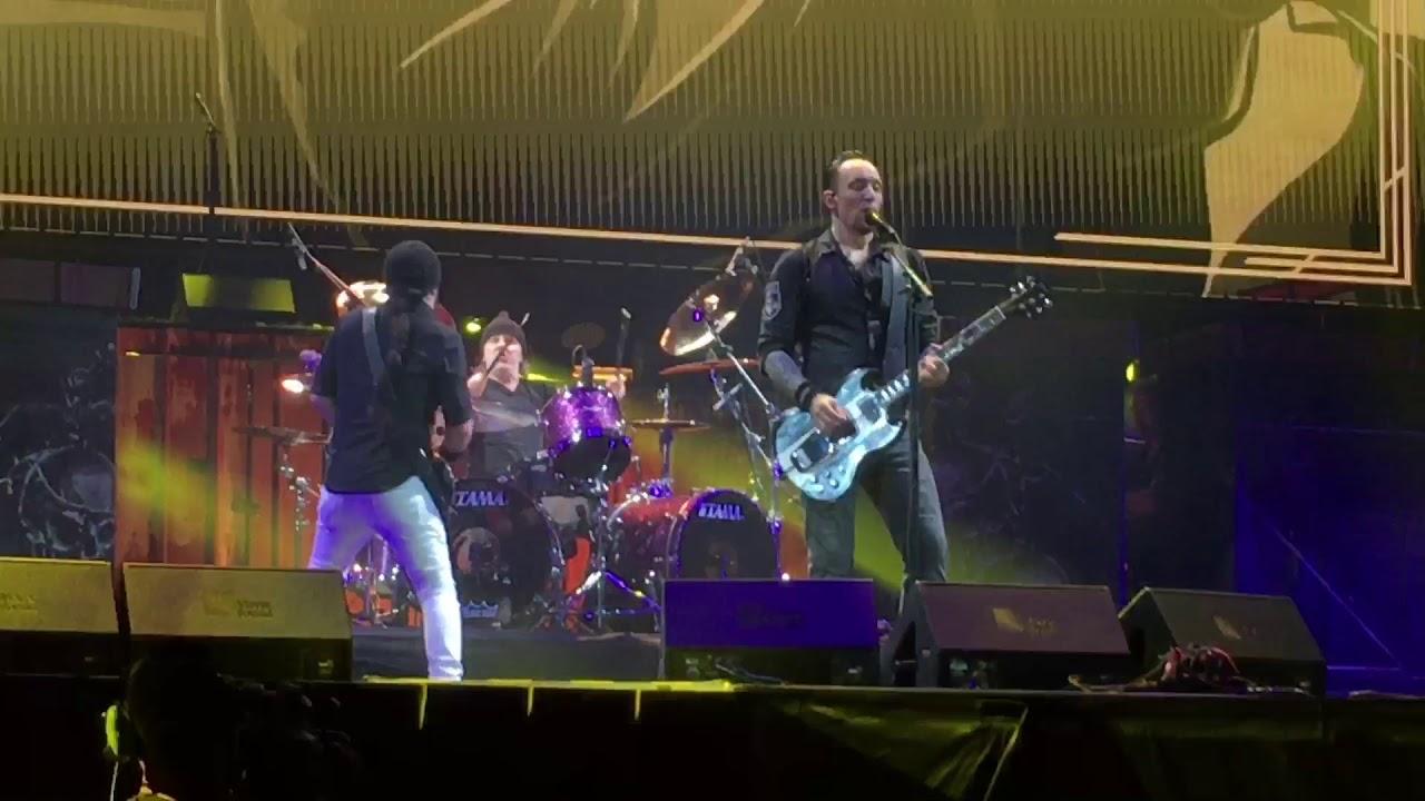 Metallica's Lars Ulrich Joins Volbeat On Stage In Copenhagen