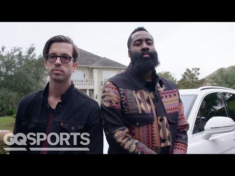 James Harden Takes Us Through His Flyest Cars and Coolest Cl
