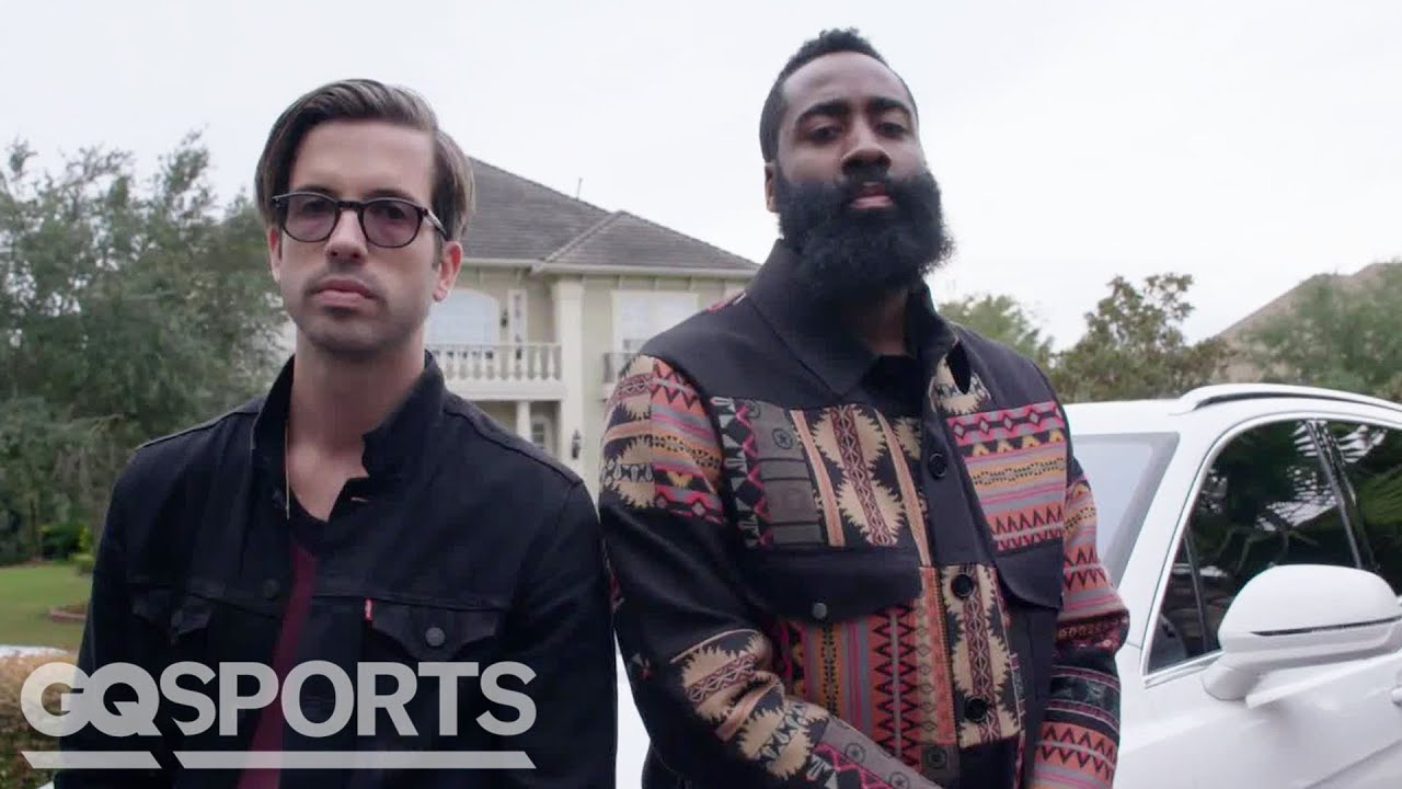 James Harden Takes Us Through His Flyest Cars and Coolest Clothes