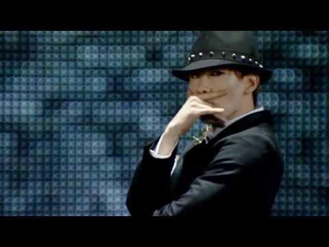 SuperJunior EunHyuk Dance Solo Sorry Sorry Answer
