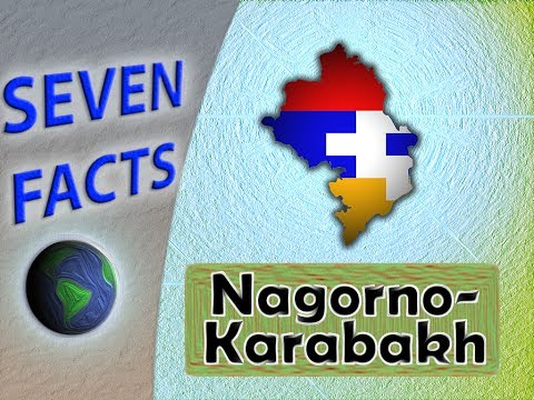 7 Facts about Nagorno-Karabakh
