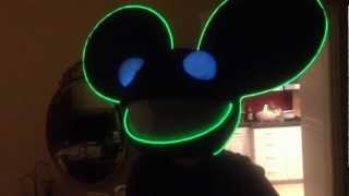 Deadmau5 Head- Finished (Ft. Dad