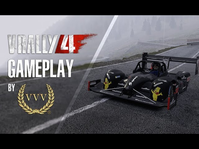V-RALLY 4 | Hillclimb Romania Gameplay by Team VVV