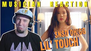 MUSICIAN REACTS to Girls' Generation - Oh!GG