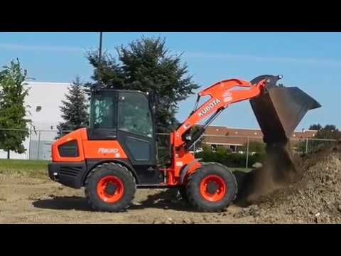 Product Spotlight Kubota R630 Wheel Loader Youtube