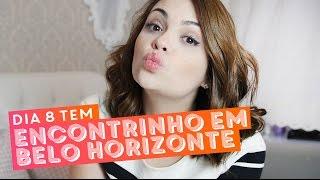 Vai rolar encontrinho em Belo Horizonte dia 8 de agosto! • Karol Pinheiro