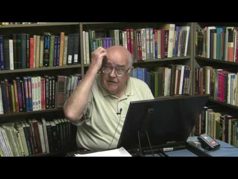 Dr. Robert C. Newman, Synoptic Gospels, Lecture 5, Book Char