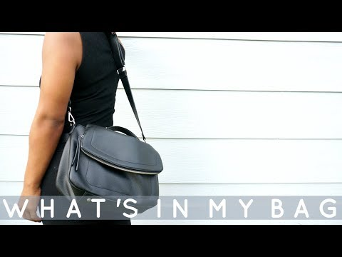 What's in My BAG   Rescue My Space