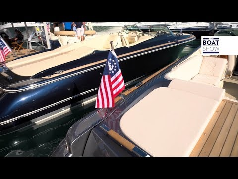 [ENG] CHRIS CRAFT MODELS - Interview STEPHEN JULIUS - The Boat Show