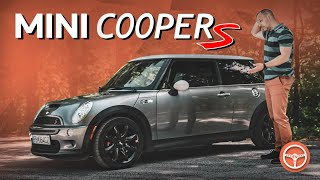 Palov Mini Cooper S R53 - volant.tv