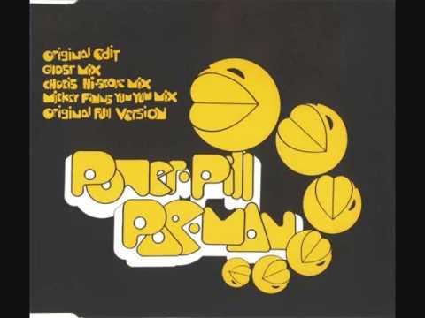 Power Pill Pac Man Choci's Hi Score Mix [1992]
