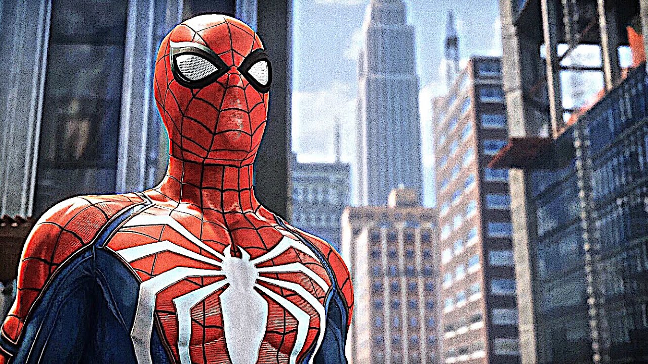 Marvel's Spider Man : PS4 Gameplay Trailer - E3 2017 [4K ULTRA-HD] - YouTube