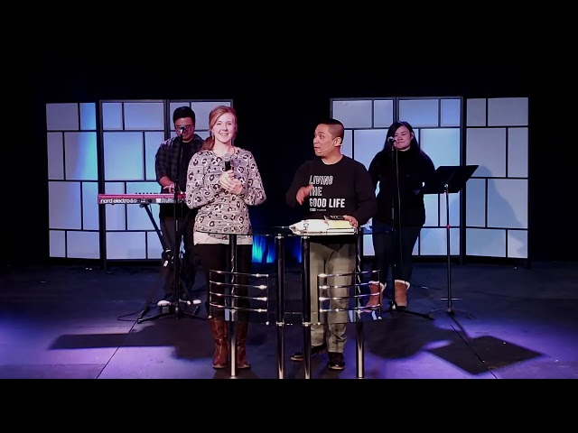 The Fight for Freedom | Danrey Amoyo | Today's Church Online (Feb 21, 2021)