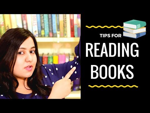 Tips for Reading Books | How to Read More & How to Read Better