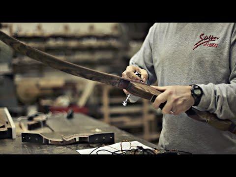 Stalker Stickbows: Building Traditional Recurves