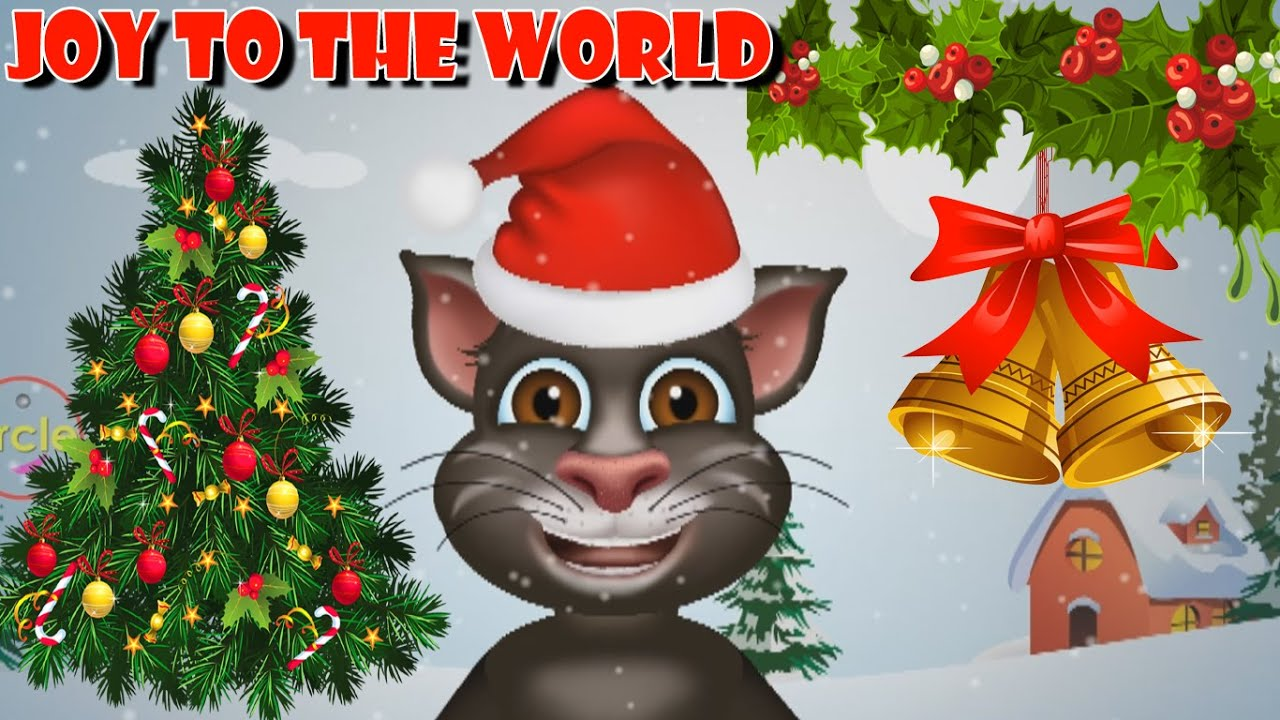 Joy to The World Christmas Song, Lord Has Come Song, Christmas Song in English - YouTube