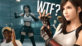 Final Fantasy 7 Remake -The UNCERTANTY (WTF IS GOING ON)