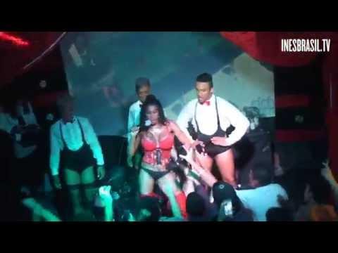Cabaret da Inês - Medley Funk @ Espaço Acústica (02/08/2014)