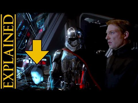 Download Youtube: Finn's First Traitorous Act and Why Phasma Lied About It