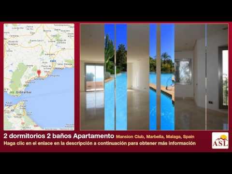 2 dormitorios 2 baños Apartamento se Vende en Mansion Club, Marbella, Malaga, Spain