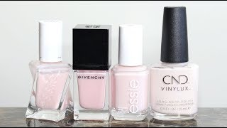 The Best of NUDE NAIL POLISH