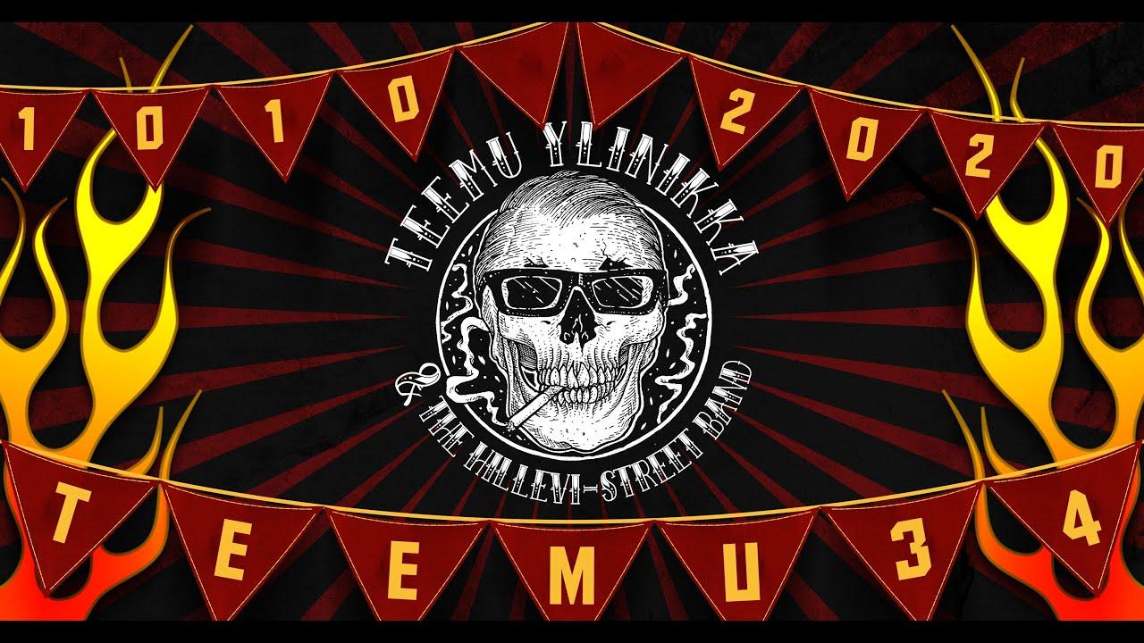 Download Teemu Ylinikka & The Hillevi-Street Band - Jälki