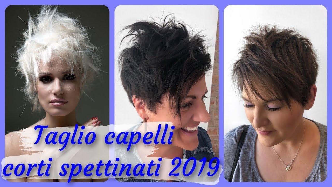20 Idee Bellissime Per Taglio Capelli Corti Spettinati 2019 Youtube