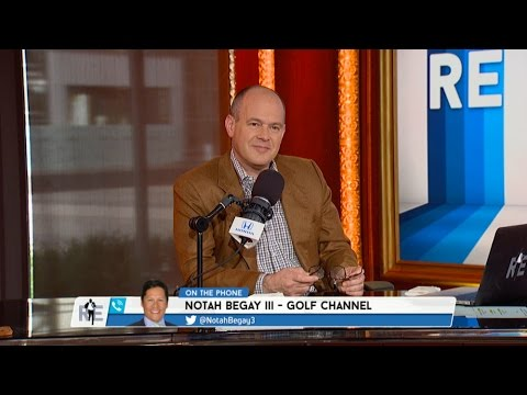 Golf Channel Analyst Notah Begay III Talks Masters Tournament, Tiger Woods & More - 4/7/17