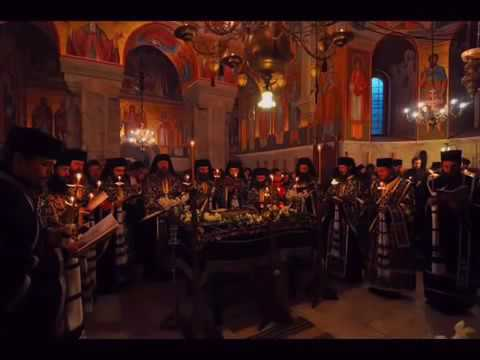 The Lord's Lamentations (Romanian Orthodox Chant)