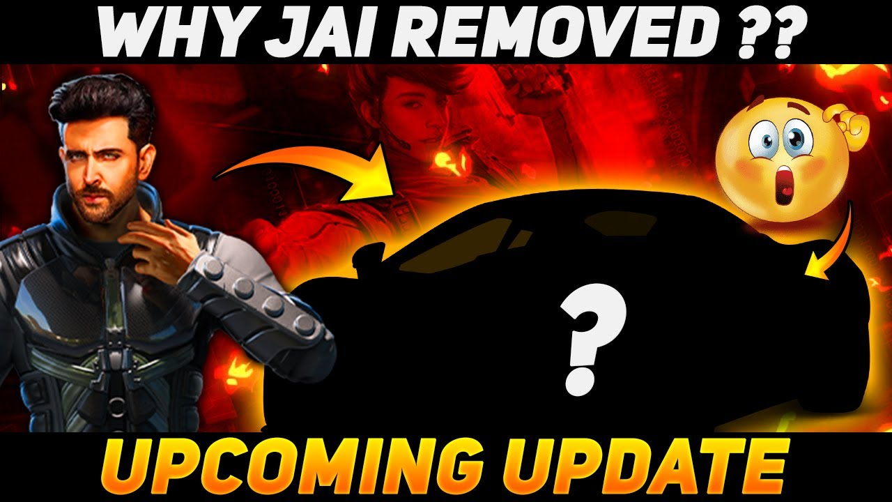 Why JAI REMOVED !!😲🔥 ( NO SUPPORT For Esports ) Maclaren Update - Gaming Aura