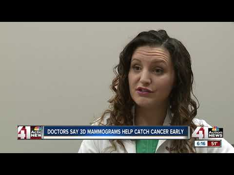Insurance companies now cover cost of 3D mammograms